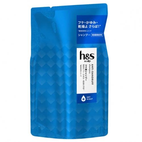 【批发】日本H&S头皮干燥洗发水替换装300ml