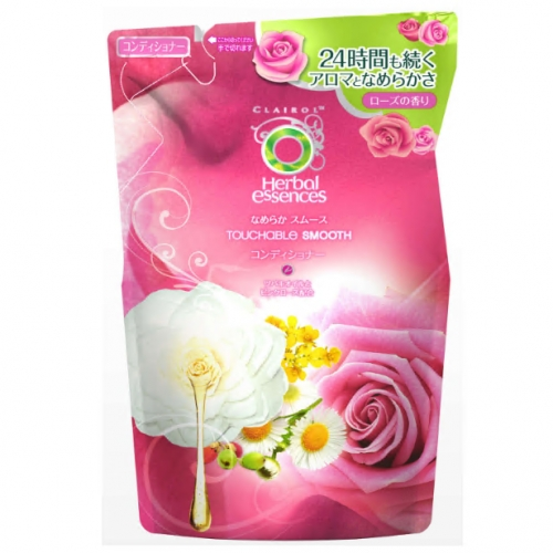 【批发】日本Herbal Essences宝洁柔滑护发素补充装340g