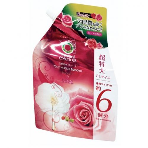 【批发】日本Herbal Essences香草精华洗发水替换装超大号2L