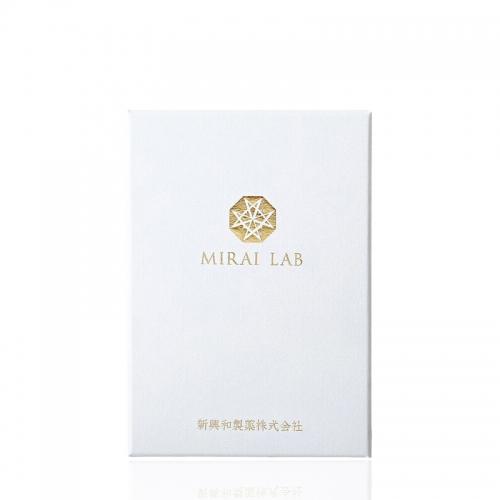 【直邮】日本MIRAI LAB新兴和NMN9000烟酰胺单核苷酸抗紧致调睡眠60粒